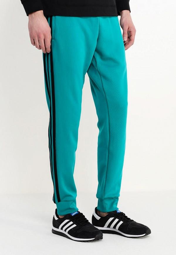 Мужские спортивные брюки Adidas Originals (Адидас Ориджиналс) AJ6959: изображение 3
