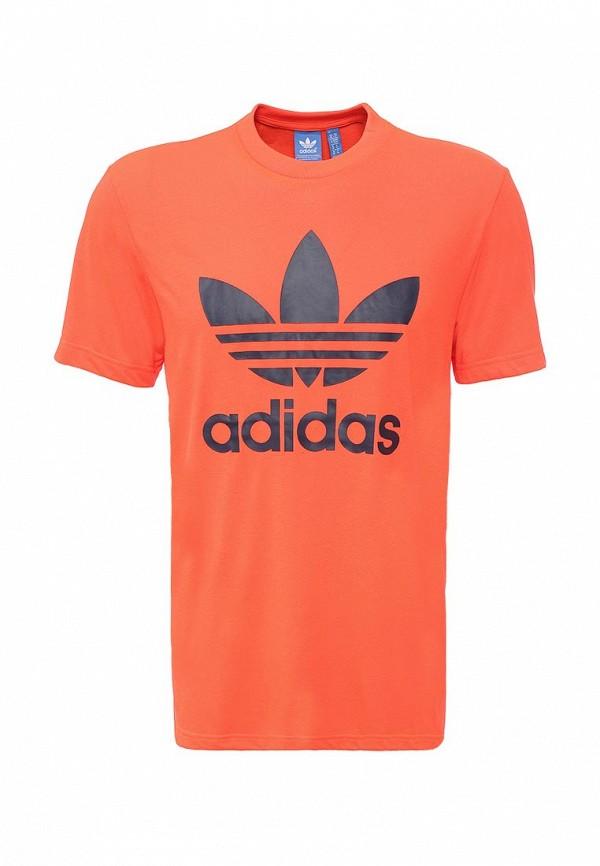 Футболка с надписями Adidas Originals (Адидас Ориджиналс) AJ6963