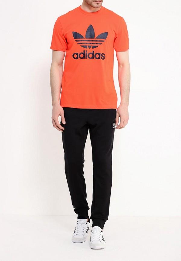 Футболка с коротким рукавом Adidas Originals (Адидас Ориджиналс) AJ6963: изображение 2