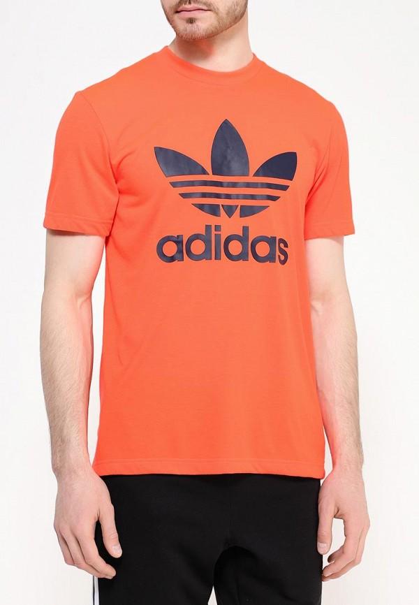 Футболка с коротким рукавом Adidas Originals (Адидас Ориджиналс) AJ6963: изображение 4