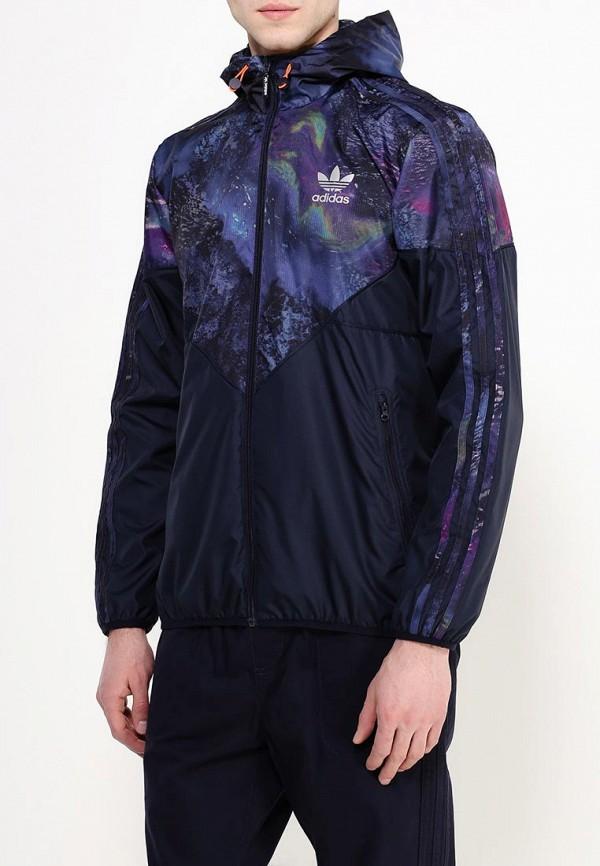 Ветровка Adidas Originals (Адидас Ориджиналс) AJ6967: изображение 3