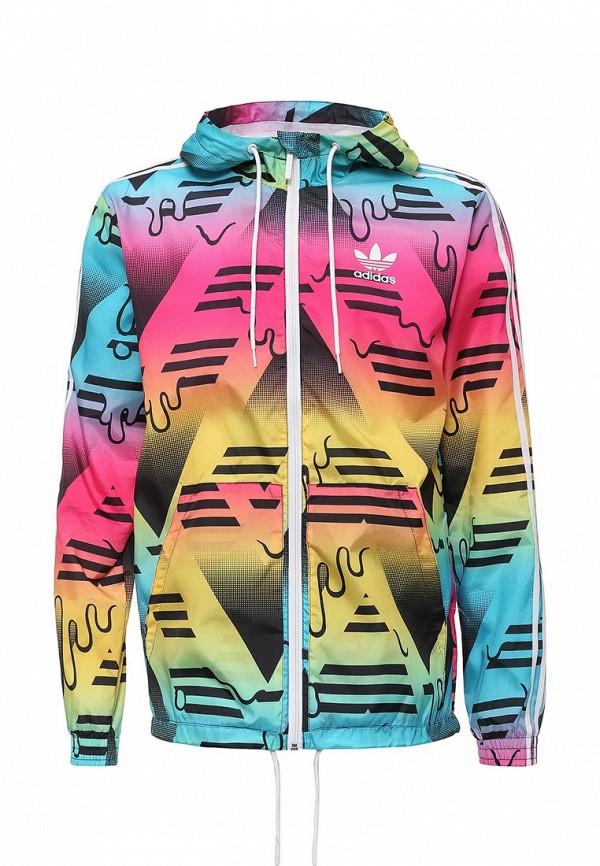 Ветровка Adidas Originals (Адидас Ориджиналс) AJ6973: изображение 1