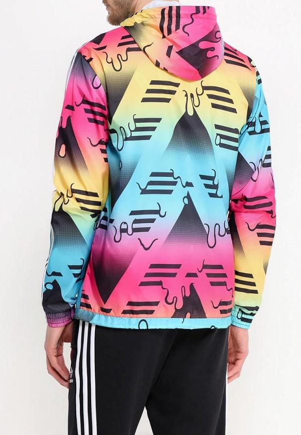 Ветровка Adidas Originals (Адидас Ориджиналс) AJ6973: изображение 4
