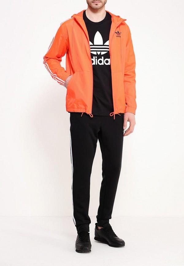 Ветровка Adidas Originals (Адидас Ориджиналс) AJ6974: изображение 3