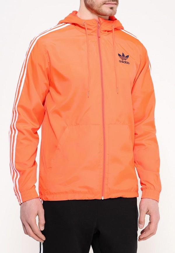 Ветровка Adidas Originals (Адидас Ориджиналс) AJ6974: изображение 4