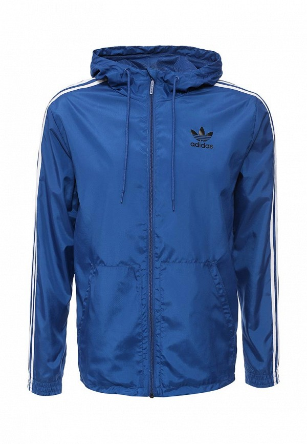 Ветровка Adidas Originals (Адидас Ориджиналс) AJ6975: изображение 1