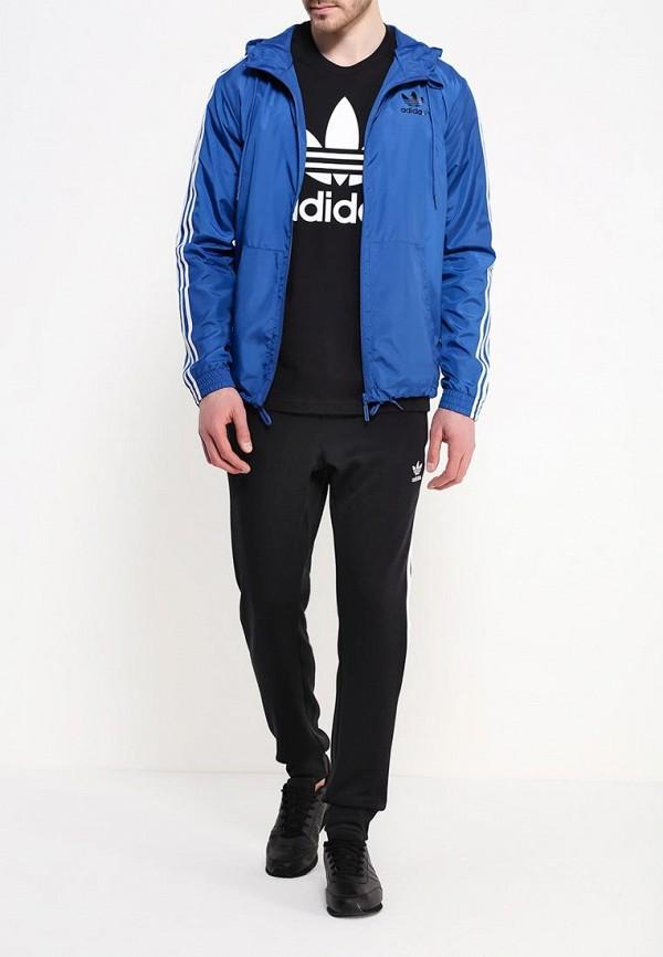 Ветровка Adidas Originals (Адидас Ориджиналс) AJ6975: изображение 2