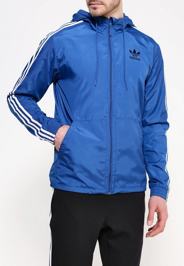 Ветровка Adidas Originals (Адидас Ориджиналс) AJ6975: изображение 3