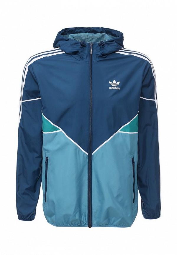 Ветровка Adidas Originals (Адидас Ориджиналс) AJ6978: изображение 1