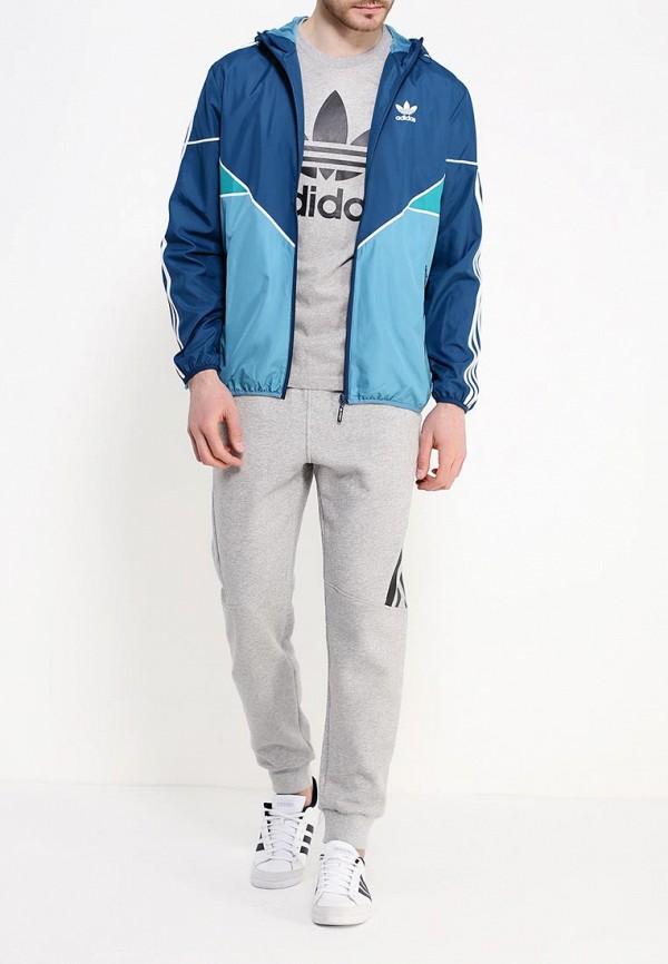 Ветровка Adidas Originals (Адидас Ориджиналс) AJ6978: изображение 2