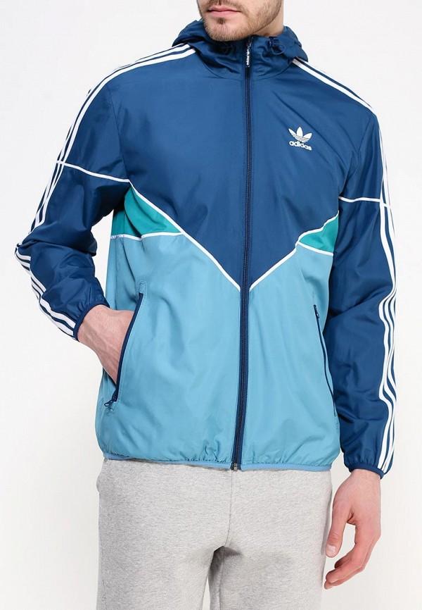 Ветровка Adidas Originals (Адидас Ориджиналс) AJ6978: изображение 3