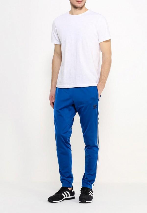 Мужские спортивные брюки Adidas Originals (Адидас Ориджиналс) AJ6984: изображение 2