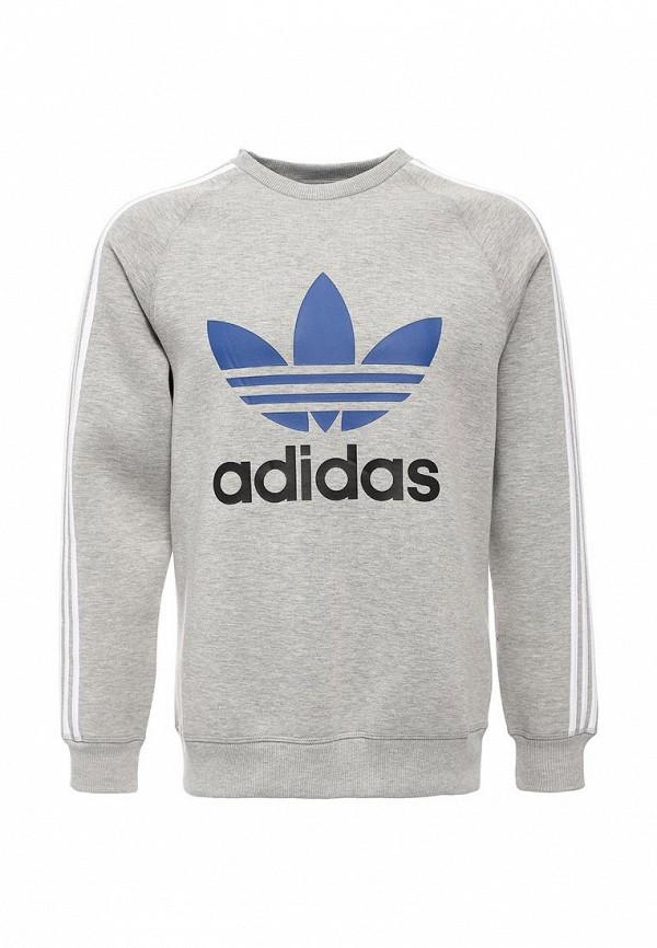 Толстовка Adidas Originals (Адидас Ориджиналс) AJ6988: изображение 1