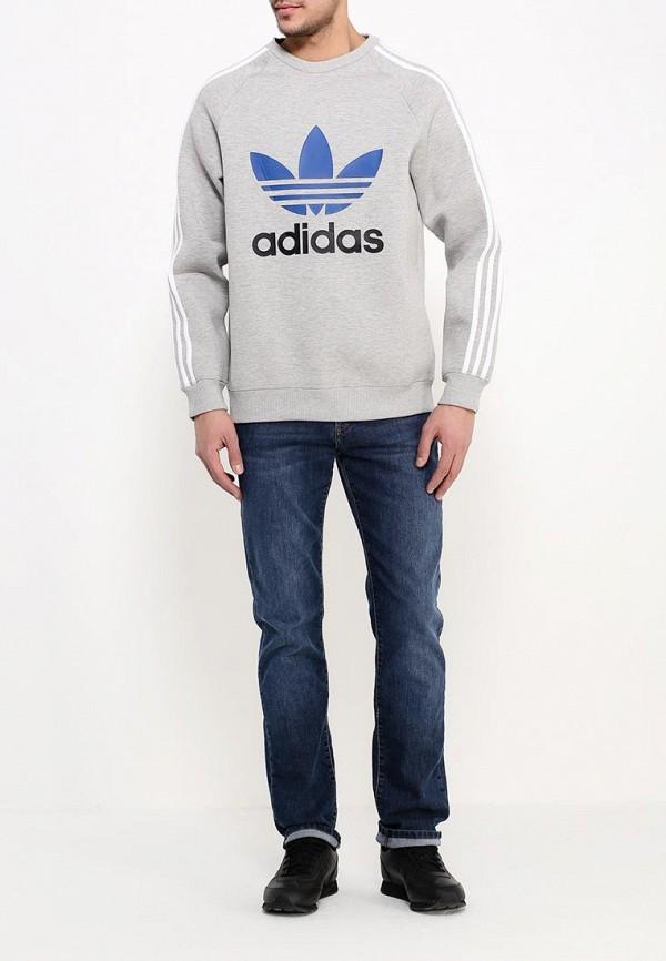 Толстовка Adidas Originals (Адидас Ориджиналс) AJ6988: изображение 2