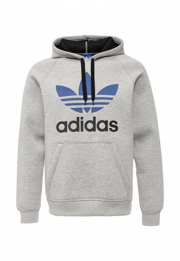 Мужские худи Adidas Originals (Адидас Ориджиналс) AJ6991