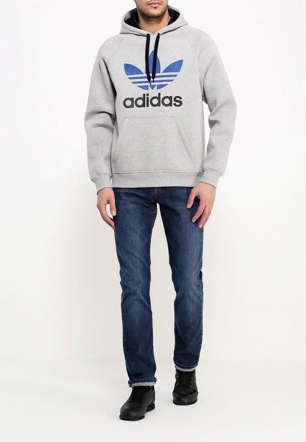 Мужские худи Adidas Originals (Адидас Ориджиналс) AJ6991: изображение 2