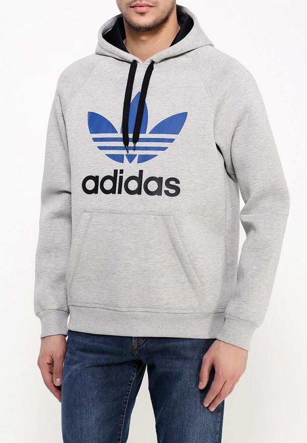 Мужские худи Adidas Originals (Адидас Ориджиналс) AJ6991: изображение 3