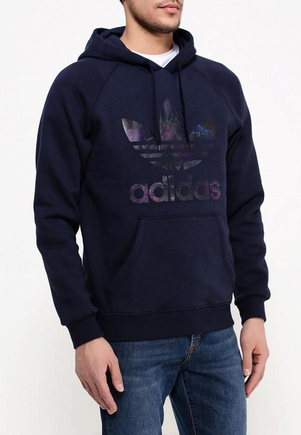 Мужские худи Adidas Originals (Адидас Ориджиналс) AJ6992: изображение 3