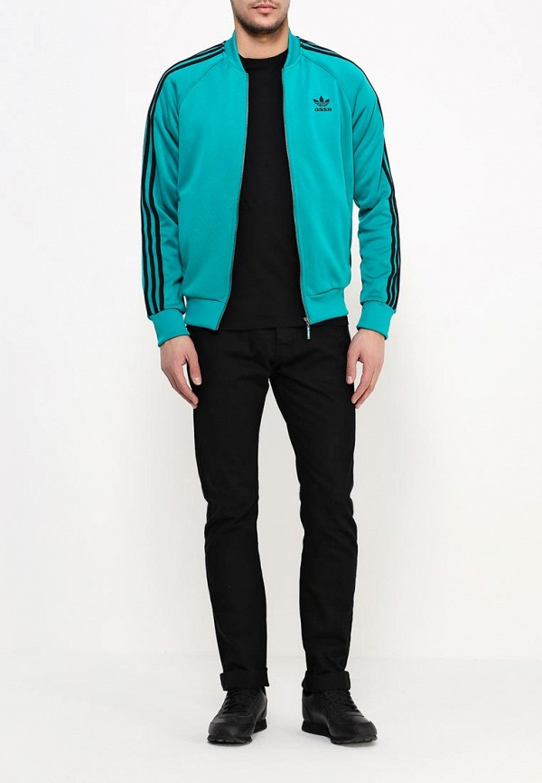 Олимпийка Adidas Originals (Адидас Ориджиналс) AJ7001: изображение 2