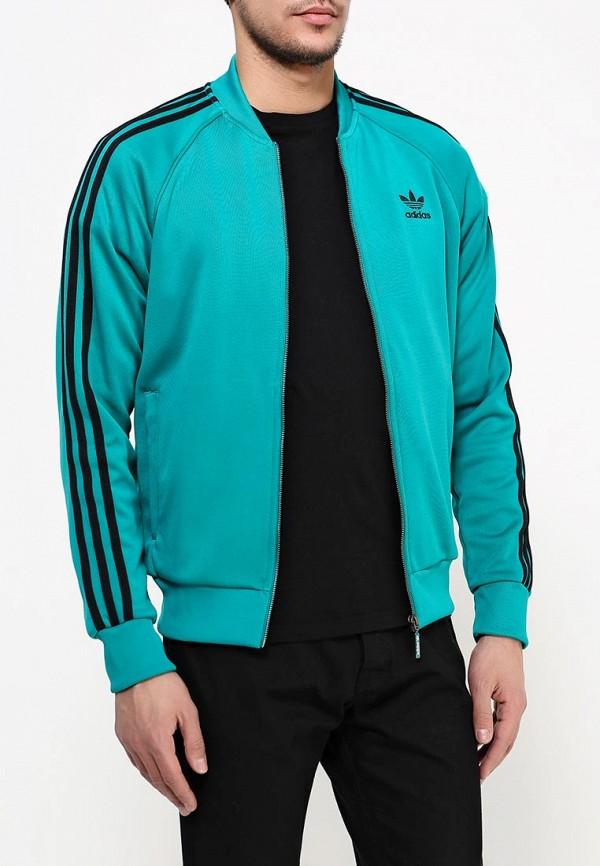 Олимпийка Adidas Originals (Адидас Ориджиналс) AJ7001: изображение 3