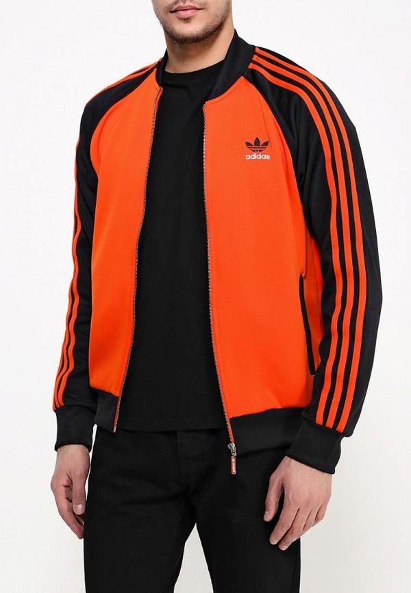 Олимпийка Adidas Originals (Адидас Ориджиналс) AJ7002: изображение 3
