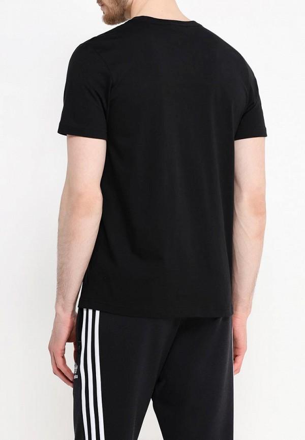Футболка с надписями Adidas Originals (Адидас Ориджиналс) AJ7108: изображение 4