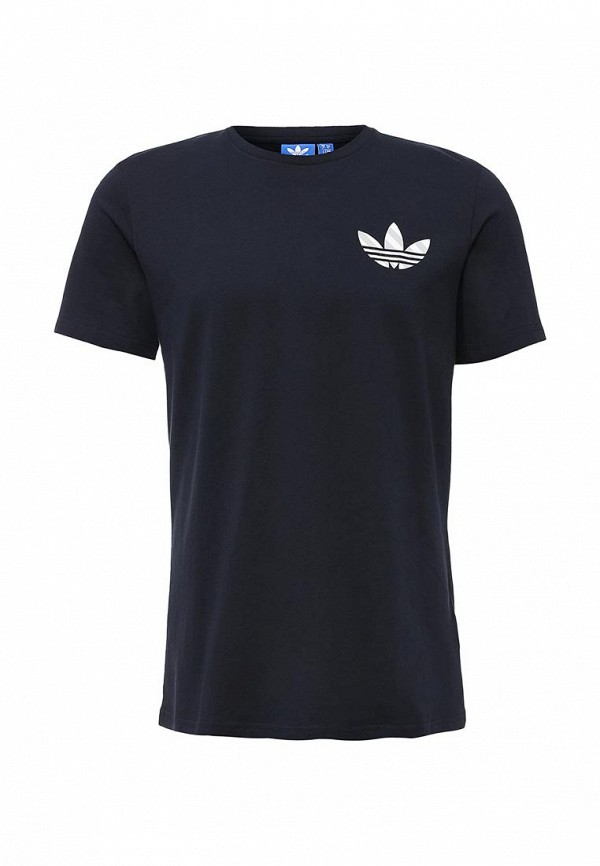 Футболка с коротким рукавом Adidas Originals (Адидас Ориджиналс) AJ7114: изображение 1