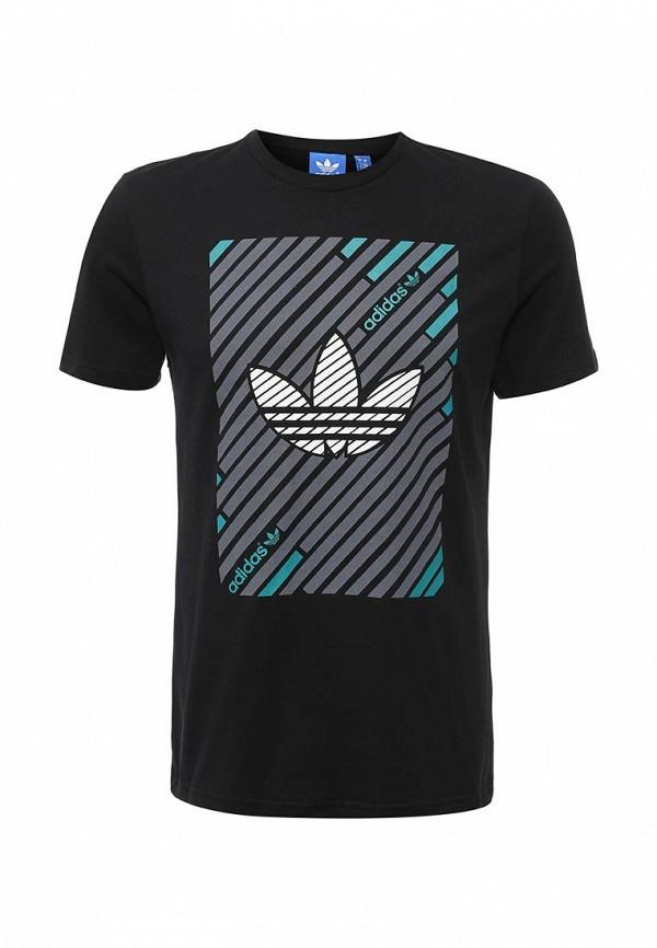 Футболка с коротким рукавом Adidas Originals (Адидас Ориджиналс) AJ7116