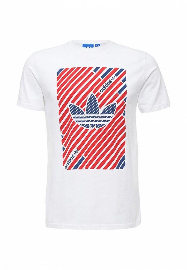 Футболка с коротким рукавом Adidas Originals (Адидас Ориджиналс) AJ7117: изображение 1