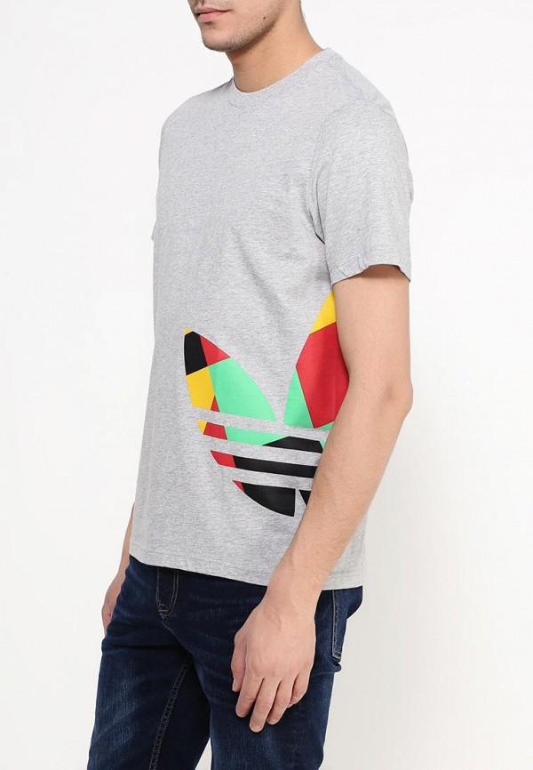 Футболка с коротким рукавом Adidas Originals (Адидас Ориджиналс) AJ7123: изображение 3