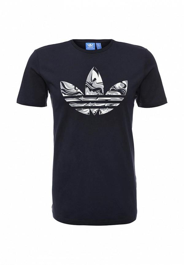 Футболка с коротким рукавом Adidas Originals (Адидас Ориджиналс) AJ7125