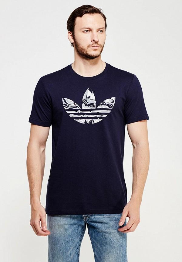 Футболка с коротким рукавом Adidas Originals (Адидас Ориджиналс) AJ7125: изображение 5