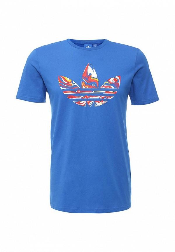 Футболка с коротким рукавом Adidas Originals (Адидас Ориджиналс) AJ7126: изображение 1