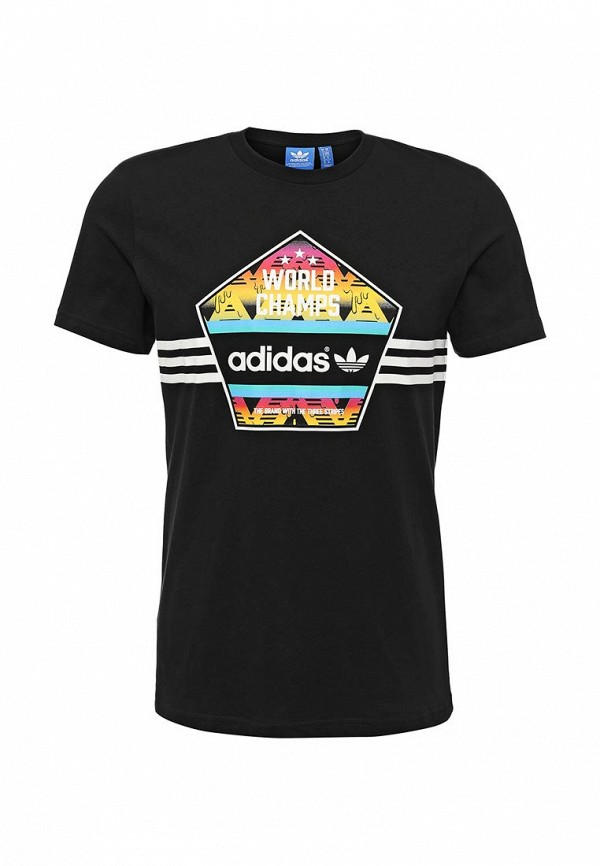 Футболка adidas Originals WORLD CHAMPS T
