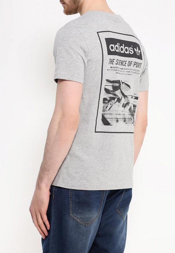 Футболка с коротким рукавом Adidas Originals (Адидас Ориджиналс) AJ7162: изображение 4