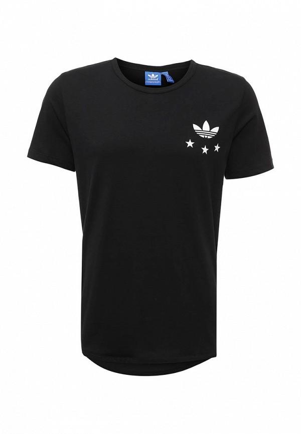 Футболка с коротким рукавом Adidas Originals (Адидас Ориджиналс) AJ7166: изображение 1