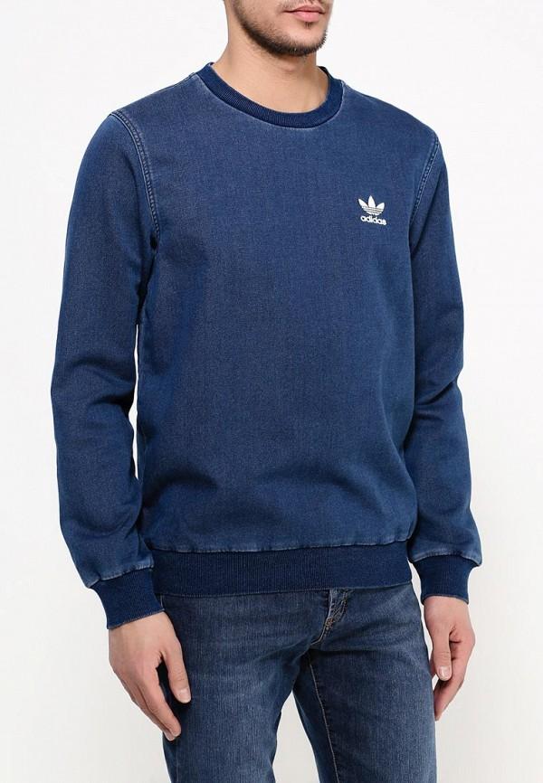 Толстовка Adidas Originals (Адидас Ориджиналс) AJ7727: изображение 3