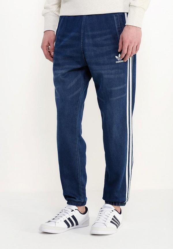 Мужские спортивные брюки Adidas Originals (Адидас Ориджиналс) AJ7732: изображение 3
