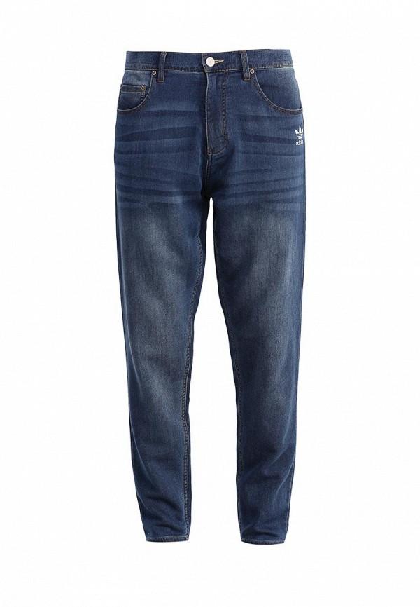 Зауженные джинсы Adidas Originals (Адидас Ориджиналс) AJ7738: изображение 2