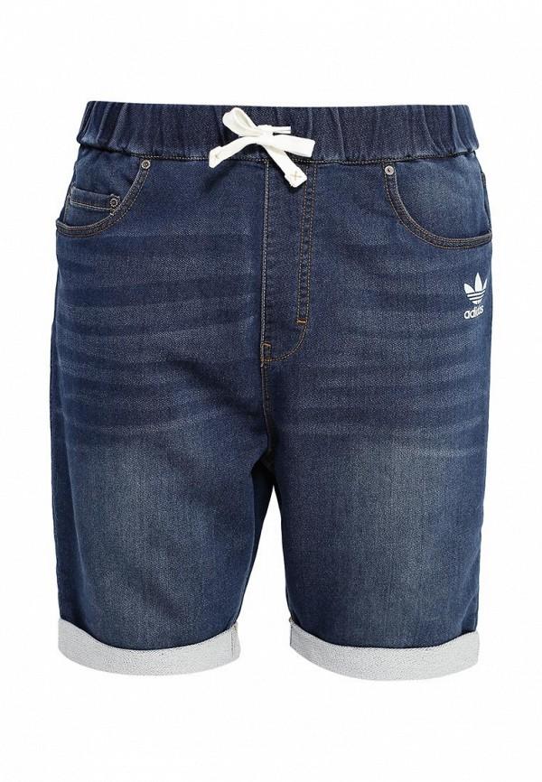 Мужские повседневные шорты Adidas Originals (Адидас Ориджиналс) AJ7744: изображение 1