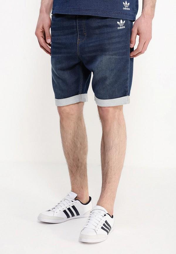 Мужские повседневные шорты Adidas Originals (Адидас Ориджиналс) AJ7744: изображение 3
