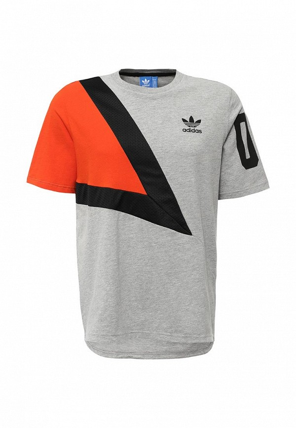 Футболка с коротким рукавом Adidas Originals (Адидас Ориджиналс) AJ7830: изображение 1