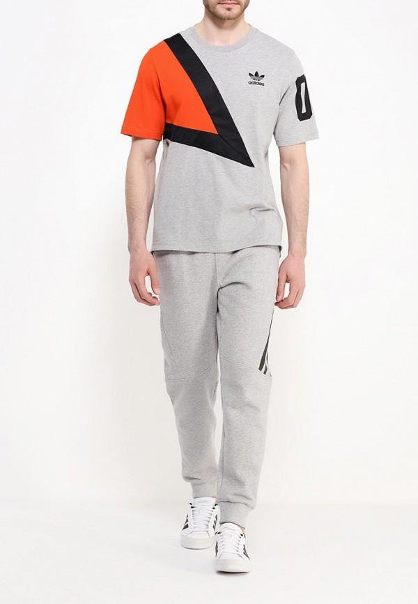 Футболка с коротким рукавом Adidas Originals (Адидас Ориджиналс) AJ7830: изображение 3