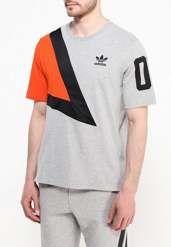 Футболка с коротким рукавом Adidas Originals (Адидас Ориджиналс) AJ7830: изображение 4