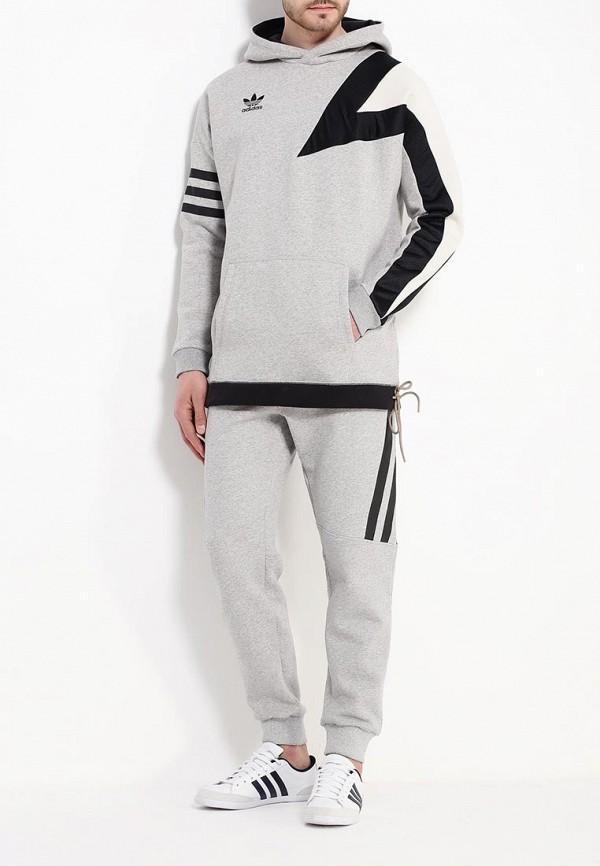 Мужские худи Adidas Originals (Адидас Ориджиналс) AJ7832: изображение 3