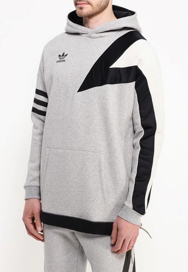 Мужские худи Adidas Originals (Адидас Ориджиналс) AJ7832: изображение 4
