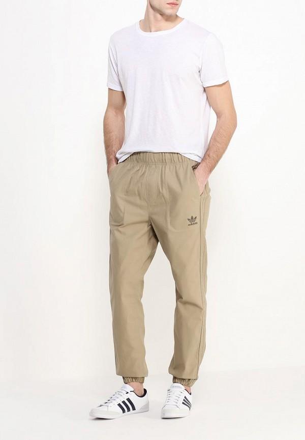 Мужские спортивные брюки Adidas Originals (Адидас Ориджиналс) AJ7872: изображение 2