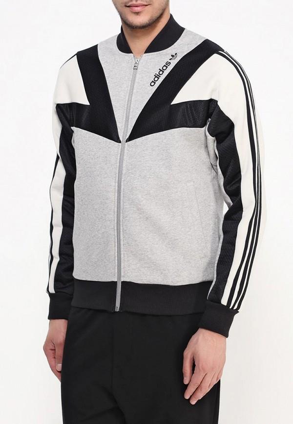 Олимпийка Adidas Originals (Адидас Ориджиналс) AJ7882: изображение 3