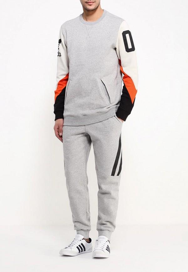 Толстовка Adidas Originals (Адидас Ориджиналс) AJ7884: изображение 2