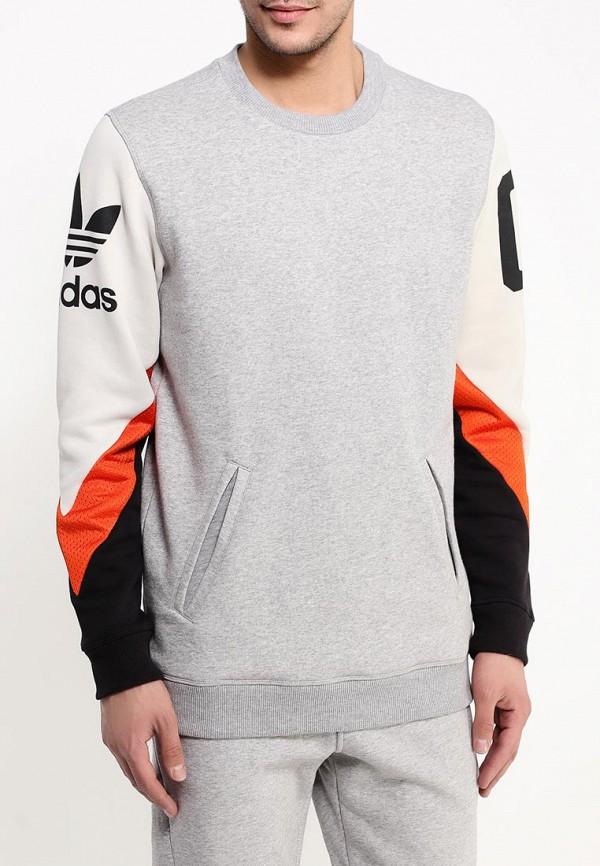 Толстовка Adidas Originals (Адидас Ориджиналс) AJ7884: изображение 3
